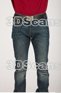 0047 Photo reference of jeans 0009