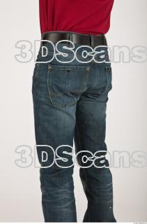 0054 Photo reference of jeans 0016