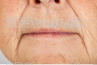0060 Mouth 3D scan texture 0001