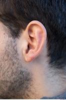 Male head photo reference 0091 0010