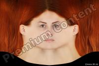 0004 Woman head premade texture 0004
