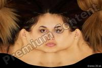 0001 Woman head premade texture 0001